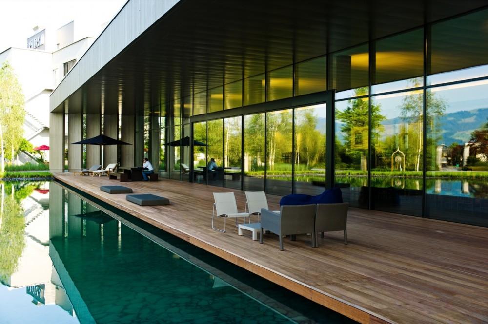 Enea Headquarters   Oppenheim Architecture + Design   Suiza