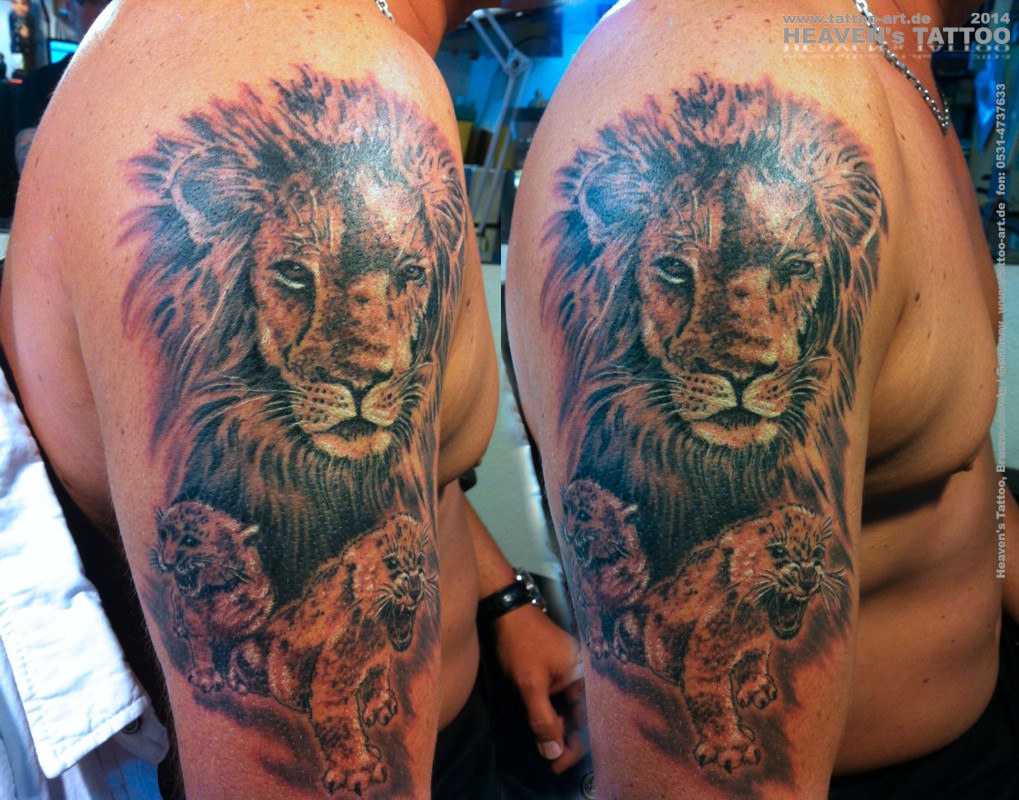 79902a11e The World's Most Recently Posted Photos Of Lions And Tattoo Flickr ...