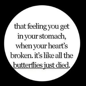 breakup depression