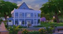 The Sims 4 House Dusk