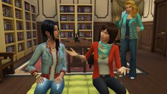 Sims 4 Jealousy