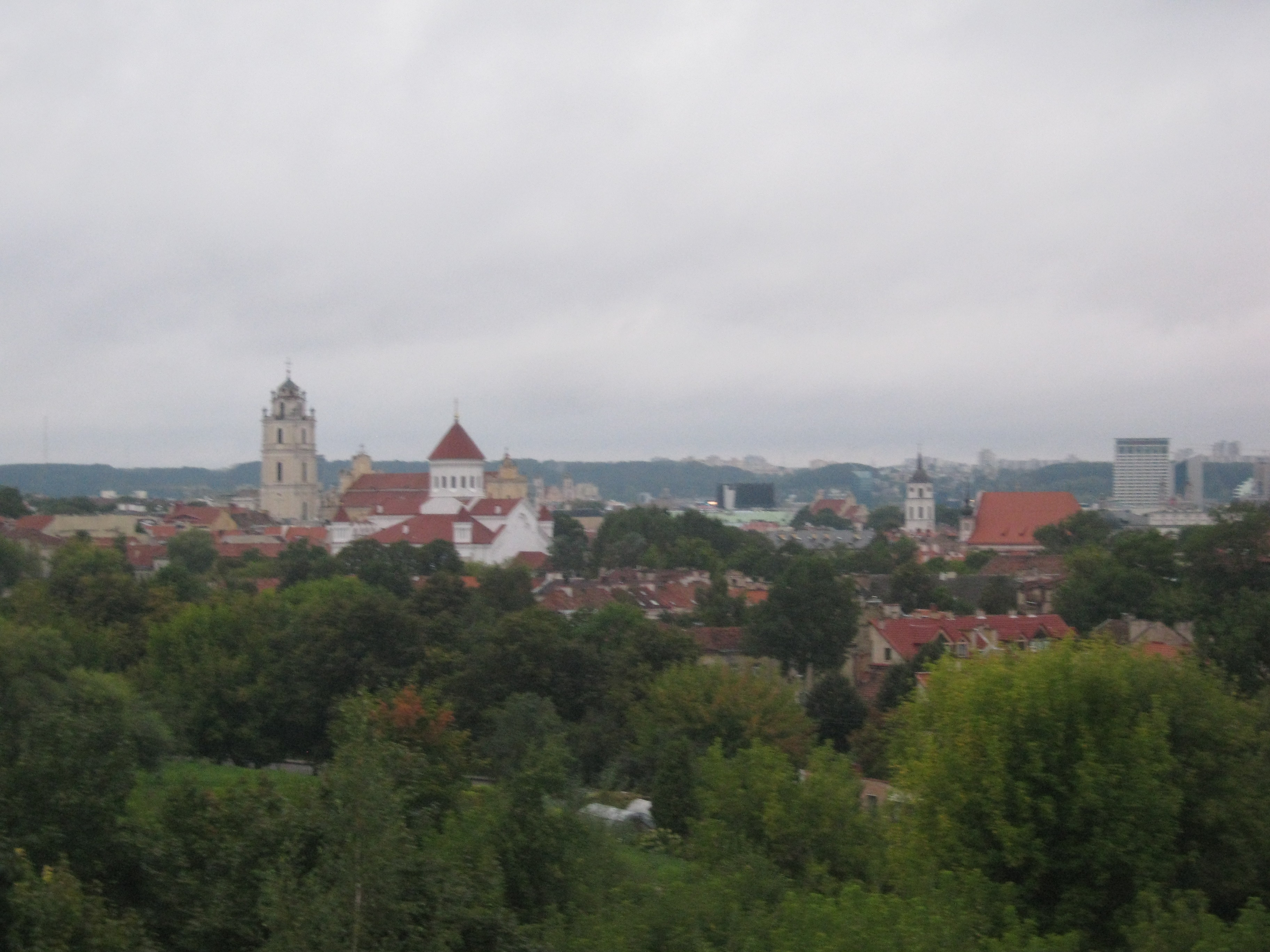 Beautiful Vilnius