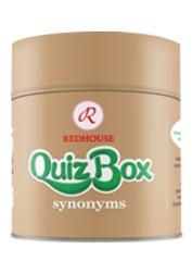 Redhouse Quiz Box Synonyms (Sıfır ürün) 15 TL