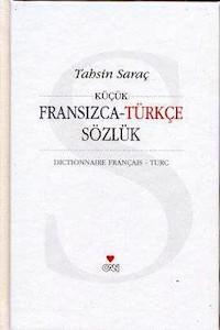 Tahsin Saraç Küçük Fransızca-Türkçe Sözlük 10 TL
