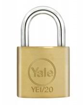 Yale 20 mm asma kilit (2'li paket)