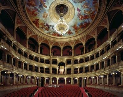 Macaristan Devlet Opera Binası, Budapeşte, Macaristan