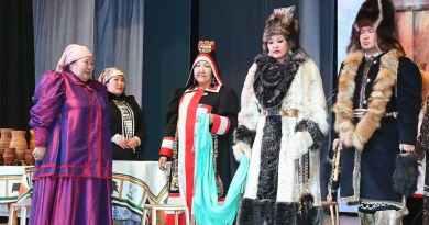 Народный мастер РС(Я) Анна Акимова отметила 85-летие
