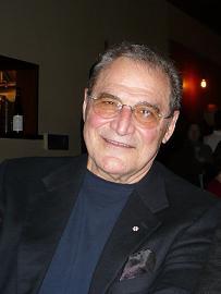 Mr. Bruno Freschi pictured recently at Vij's restaurant in Vancouver. Photo: Nurin Merchant