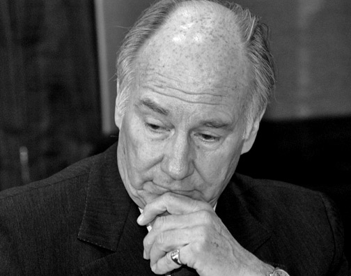 """Freschi on the Aga Khan: """"An excellent design critic and intellectually generous in the pursuit of design ideas""""."""