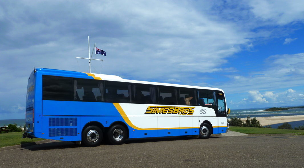 Simes Brothers Lismore Coach Charters