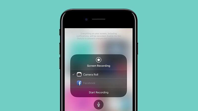 How to Record Your iPhone, iPad Screen