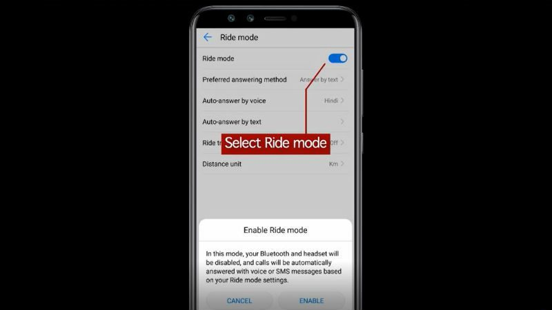 Honor 9 Lite Gets Ride Mode Safety Feature; Honor 7X, Honor 9i to Follow