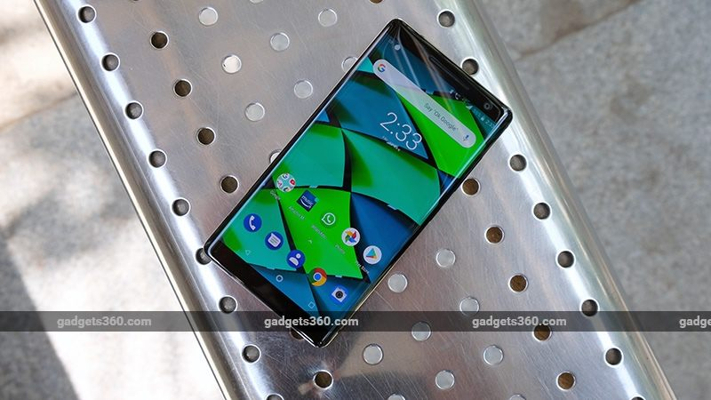 Nokia 8 Sirocco, Nokia 2 Gets May Android Security Update: Reports