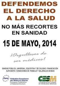 15 de mayo_Día de los médicos europeos