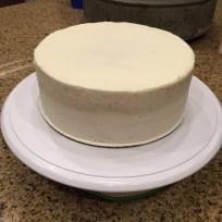 Cake dirty iced - (Sim)fully Sweet