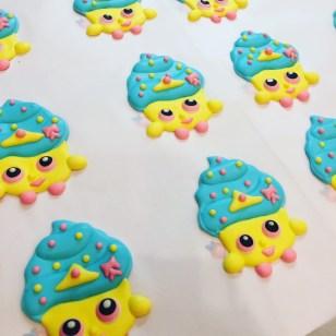Shopkin Cupcake Toppers