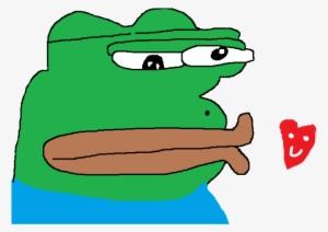 Pepe The Frog Pepe Discord Emoji Transparent Png 696x612