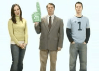 Linux Mac Ad spoof