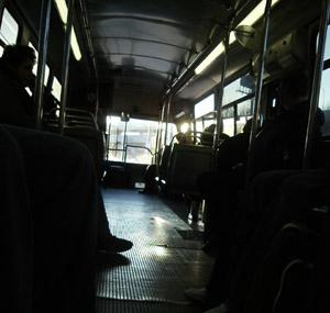 commute - photo by jeremy clarke