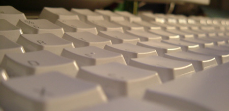 keyboard  - photo by jeremy clarke