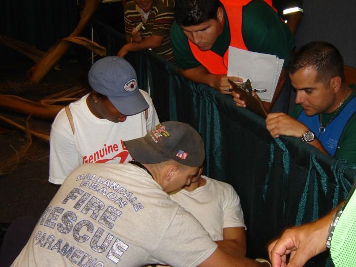 Randy Boaz Competition 2006-12