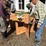 2016林業講座第5回巣箱作り