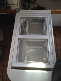 banc frigo