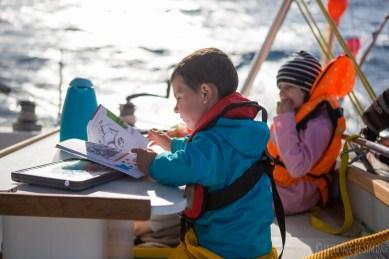 activités à bord