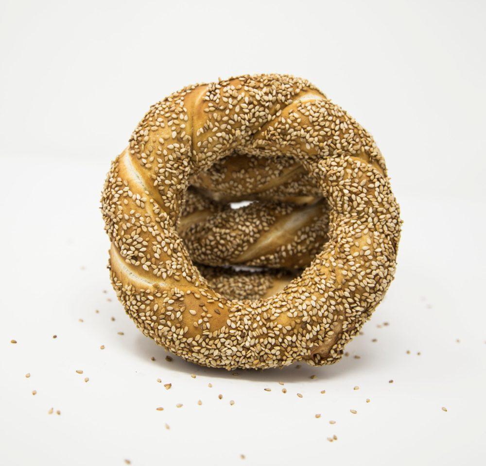 Fresh Baked Simit