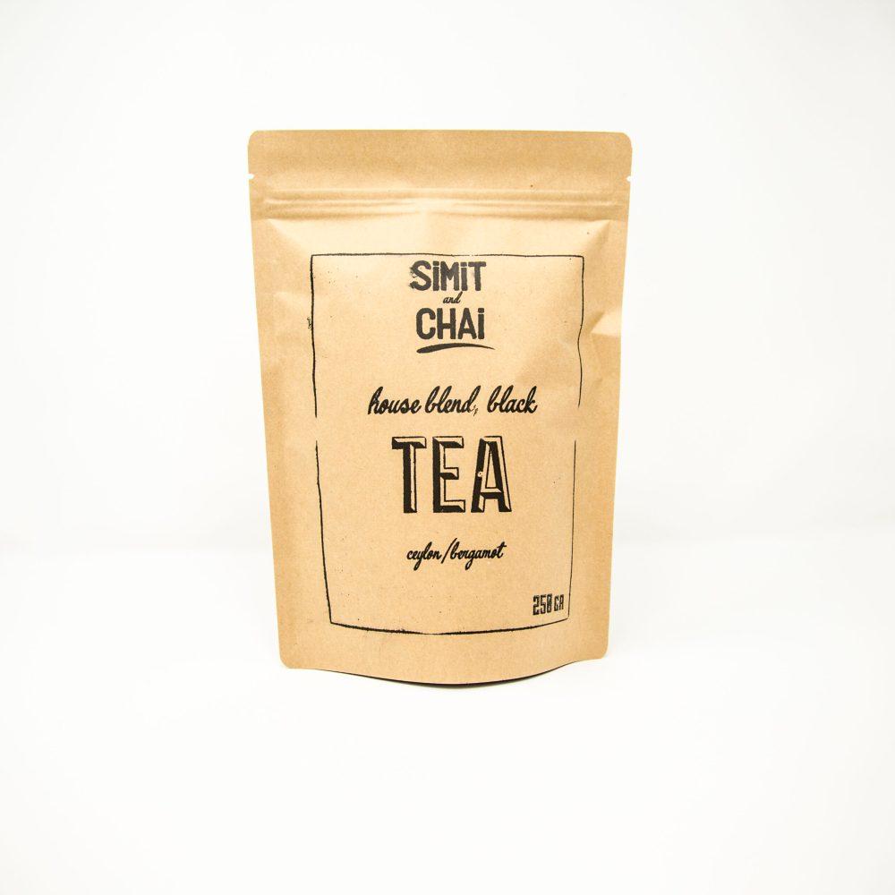 house Blend Tea Package 250g