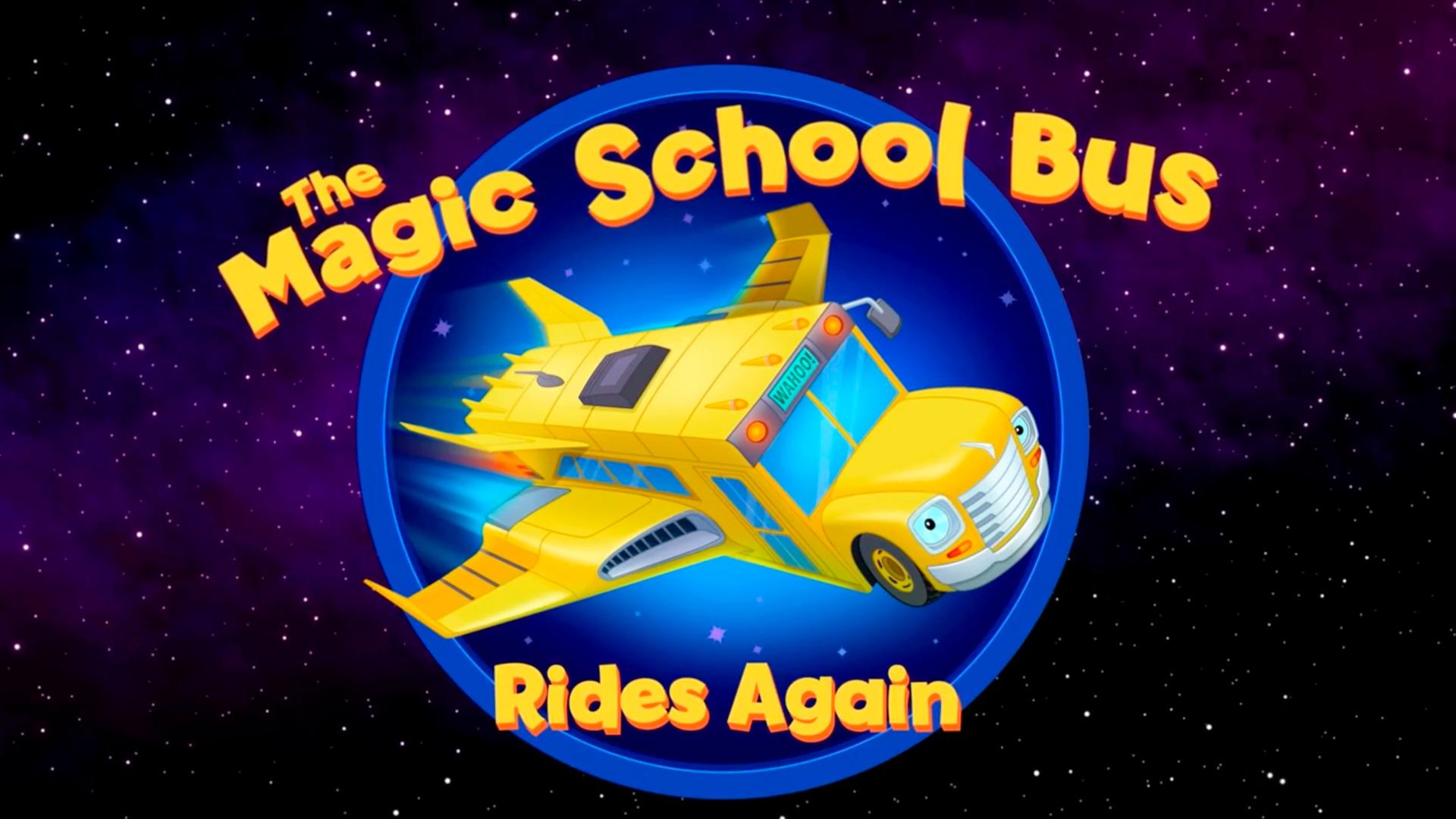 The Magic School Bus Rides Again Episodes Tv Series