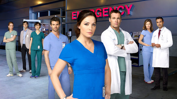 Saving Hope - All Down the Line