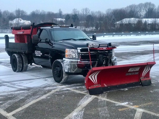 SIMLAWN LLC Snow Plowing