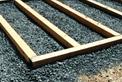 Simlawn Timber Shed Base