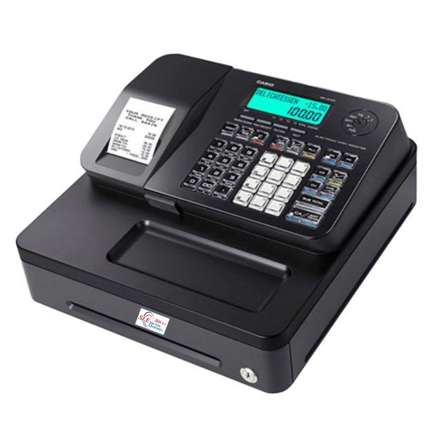 Casio SE S100 Electronics Cash Register