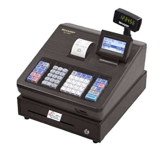 Sharp XE A207 Electronics Cash Register