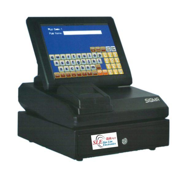 Sigma 5512 POS Cash Register