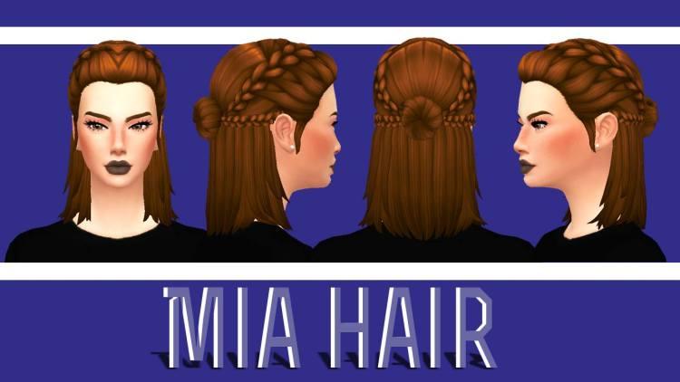 Mia Hair