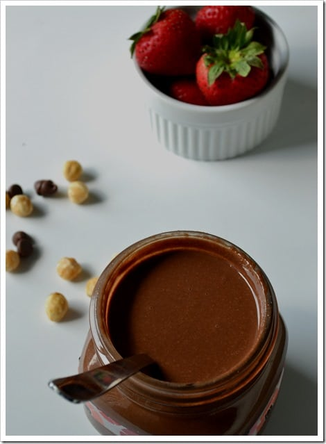 Hazelnut-spread