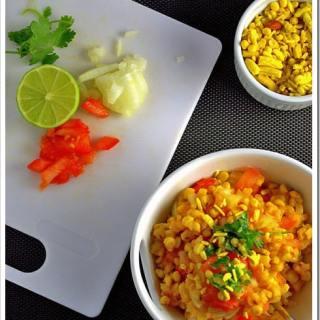 Corn Bhel