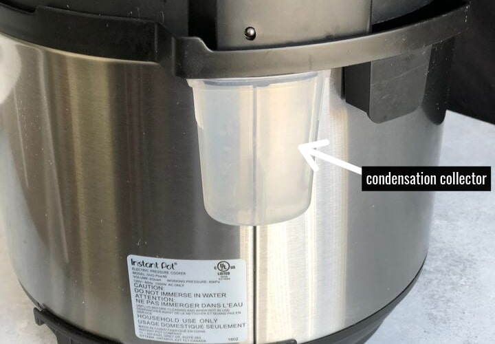 Instant Pot Condensation Collector