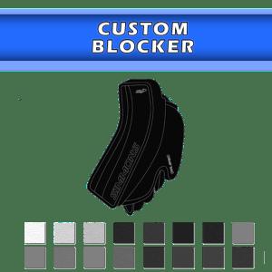 Custom Goalie Blocker