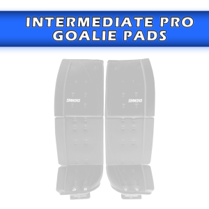 Intermediate Goalie Pads