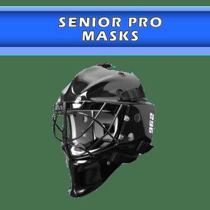 Senior Pro Goalie Masks