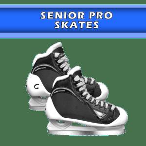Senior Pro Goalie Skates
