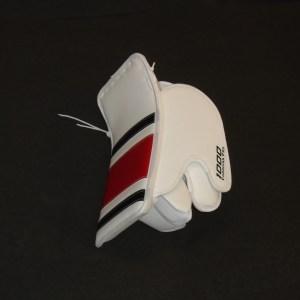 1000 Intermediate Catcher/Blockers (White/Black/Red)1000 Intermediate Catcher/Blockers (White with Black & Red)