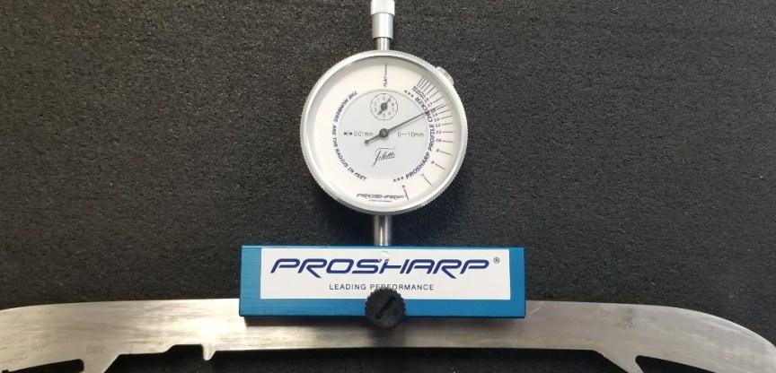Profile Measuring Tool