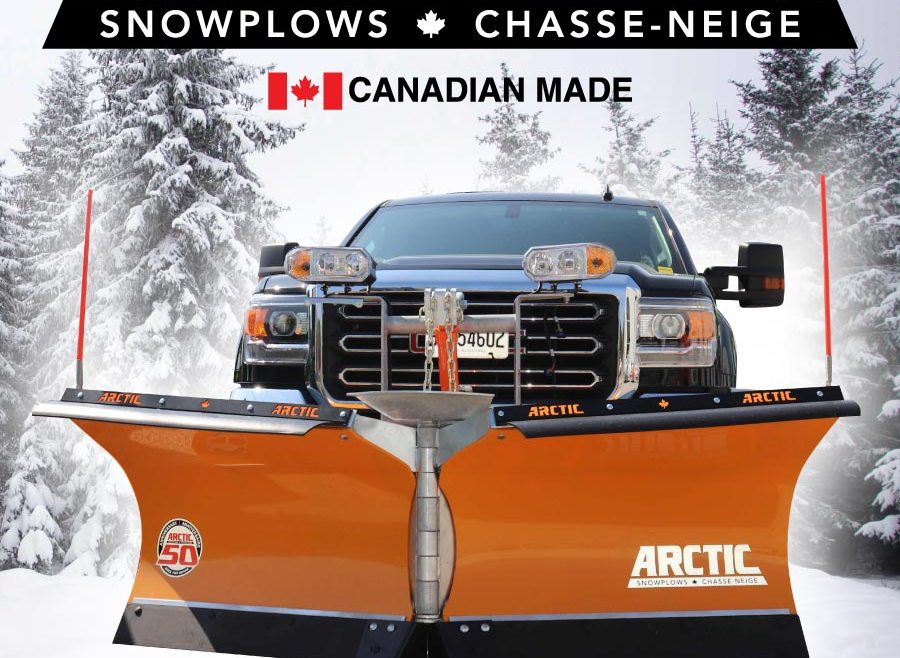 We are now a dealer for Arctic Plow!