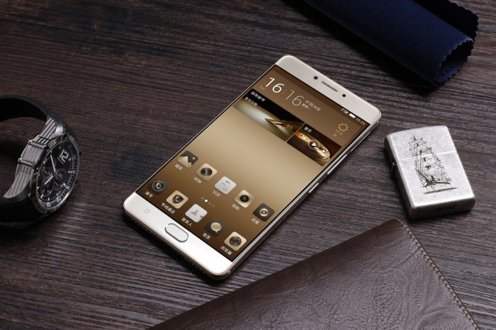 Gionee M6: A Smartphone with 13MP Camera and 5000mAh Battery