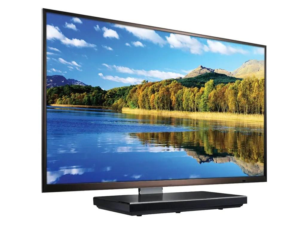 TV set or DVD Player